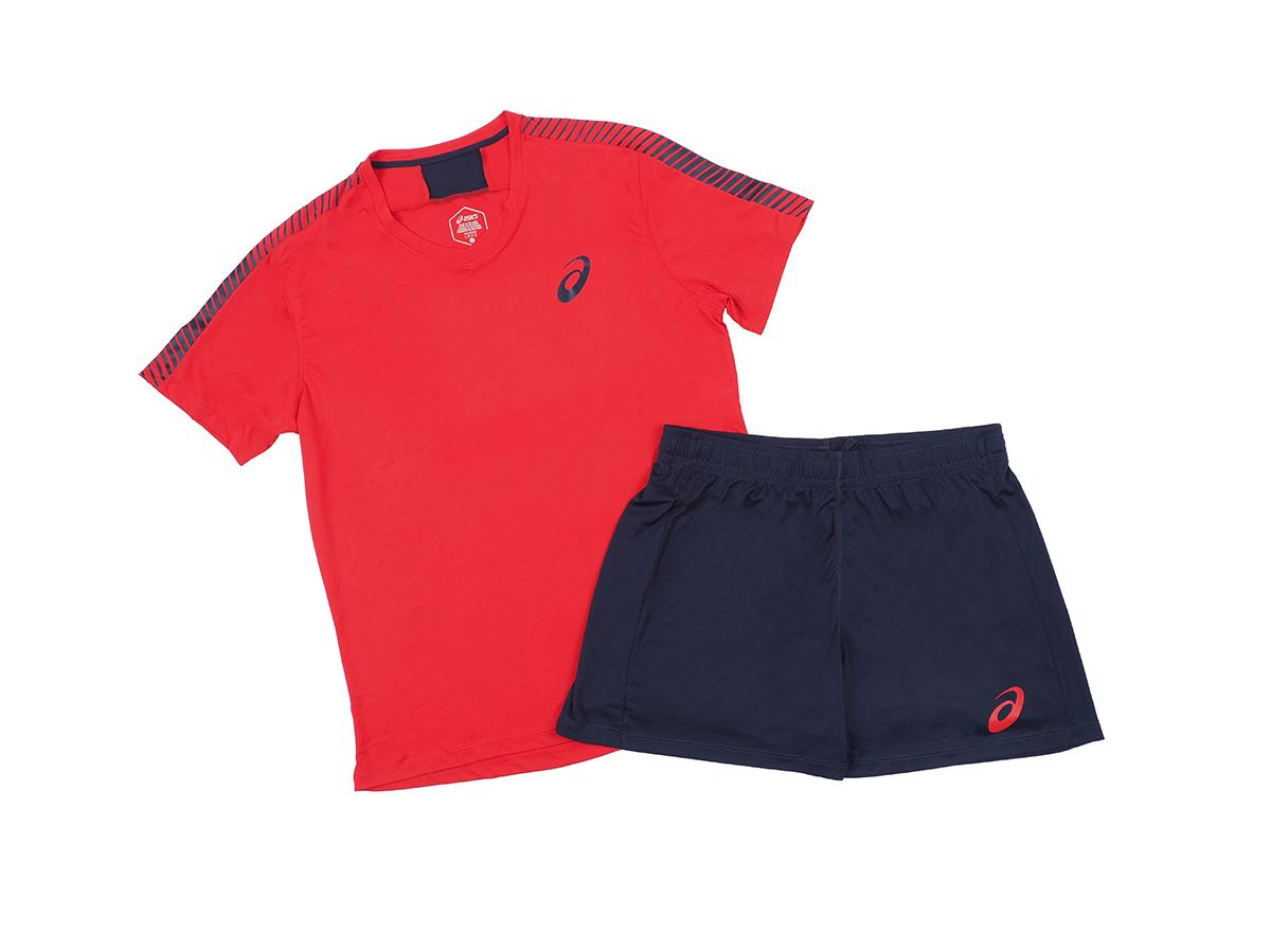 Предметная съемка спортивной одежды Asics